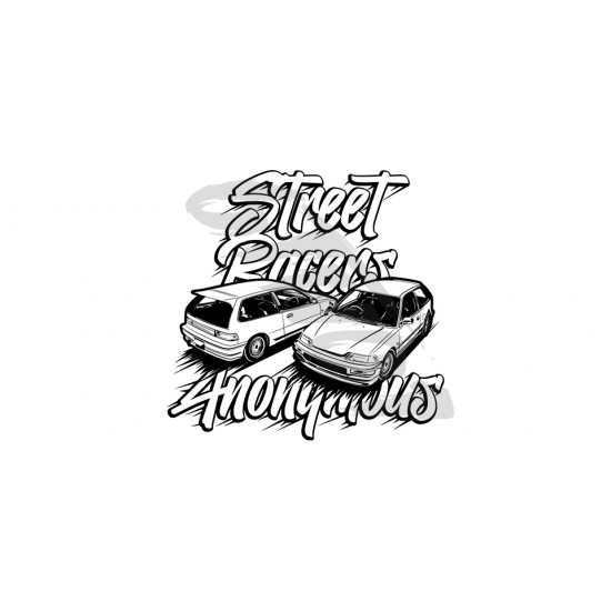 STREET RACERS ANONYMOUS  Banner