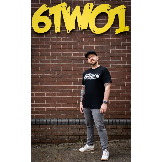 6TWO1 HOMEBREW  T SHIRT