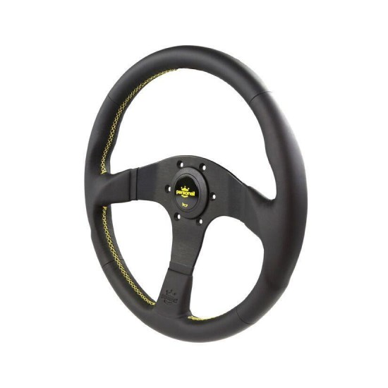 330MM PERSONAL NEO ACTIS LEATHER STEERING WHEEL