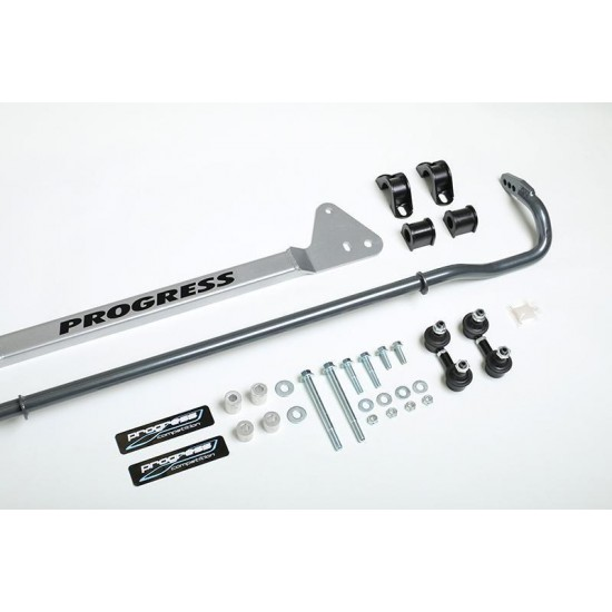 92-95 CIVIC INCL. SI, REAR ANTI-SWAY BAR, BRACE & END LINK SYSTEM