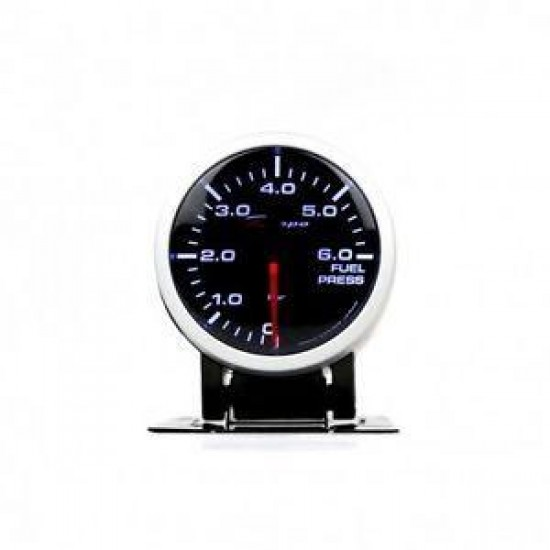 DEPO RACING 52MM FUEL PRESSURE GAUGE