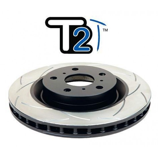 Front 250mm DBA disc brake - Street Series - T2 Slotted